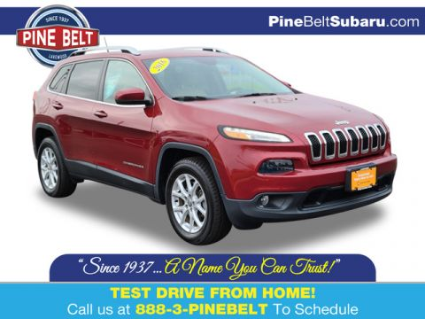 Pre-Owned 2016 Jeep Cherokee Latitude 4WD SUV
