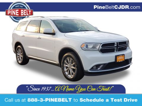Pre-Owned 2018 Dodge Durango SXT AWD SUV