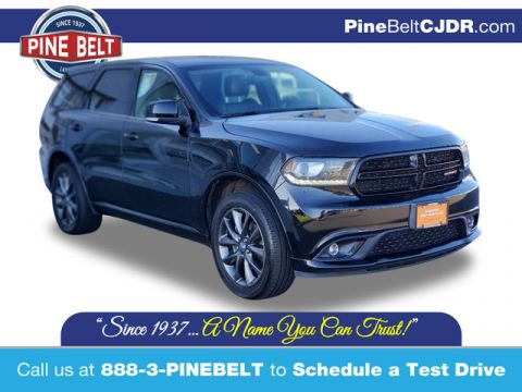 Pre-Owned 2018 Dodge Durango GT AWD SUV