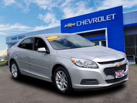 Pre-Owned 2014 Chevrolet Malibu LT FWD 4D Sedan