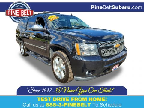 Pre-Owned 2014 Chevrolet Suburban LTZ 4WD SUV