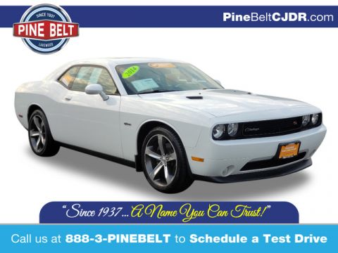 Pre-Owned 2014 Dodge Challenger R/T RWD Coupe