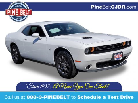 Pre-Owned 2018 Dodge Challenger GT AWD Coupe