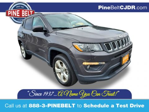 Pre-Owned 2019 Jeep Compass Latitude 4WD SUV