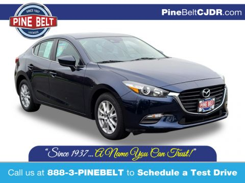 Pre-Owned 2018 Mazda3 Sport FWD Sedan