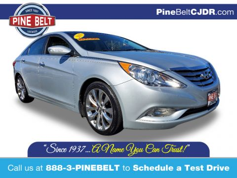 Pre-Owned 2013 Hyundai Sonata Limited 2.0T FWD Sedan