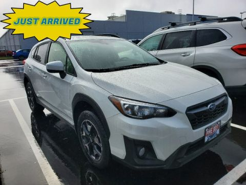 Pre-Owned 2020 Subaru Crosstrek Premium AWD Wagon