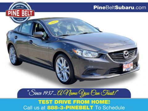 Pre-Owned 2017 Mazda6 Touring FWD Sedan