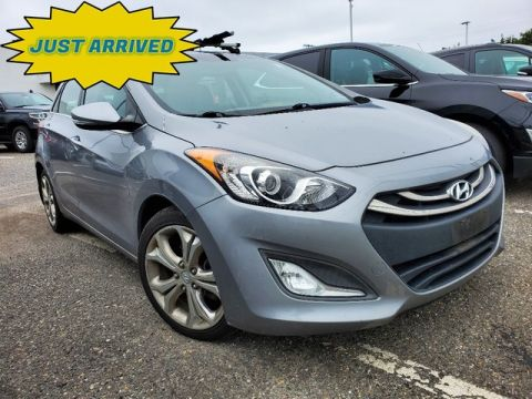 Pre-Owned 2014 Hyundai Elantra GT Base FWD 4D Hatchback